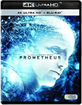 Prometheus 4k Uhd [Blu-ray]