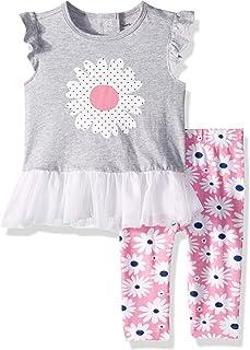 Gerber Baby-Girls Tunic and Legging Set Leggings