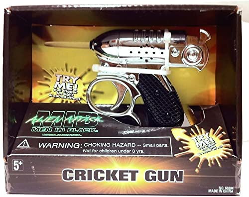 Hommes In noir Alien Attack   Noisy Cricket Toy Movie Replica with Sound & lumière Effects by Hommes In noir Alien Attack