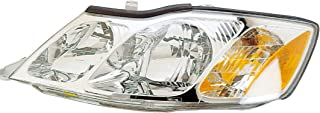 Dorman 1590840 Driver Side Headlight Assembly For Select Toyota Models