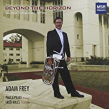 Beyond the Horizon: Music for Euphonium and Piano