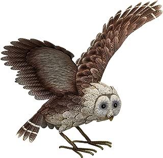 Regal Art & Gift 12446 Decor Barn Owl Décor, Flying, Multi