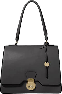 Rodeo RFID Justina Flap Satchel