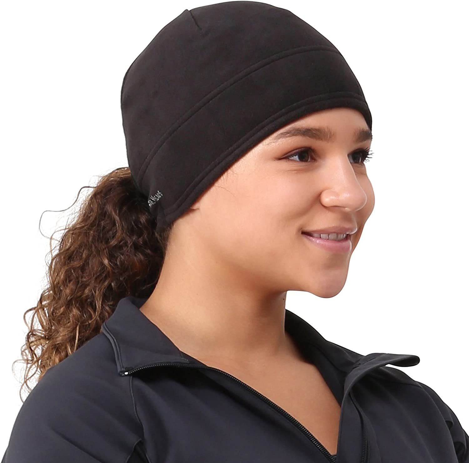 Gifts TrailHeads Tucson Mall Women's Microfleece Ponytail Hat- Colors 2