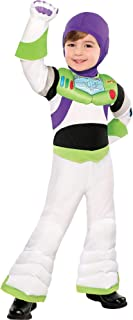 Toy Story 4 Buzz Lightyear Halloween for Boys, Medium with Included Accessories