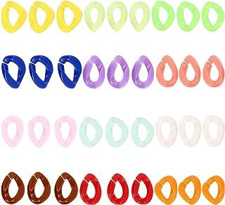 UNICRAFTALE 12 pz 24 cm 3 Colori Bracciali Slider in Ottone Fare con Zirconi Cubici Scatola Bracciale Catena Slider Regolabile per Donne Semi Finite Fai da Te 1 mm di Larghezza