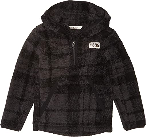 TNF Black Heritage 2 Plaid Print