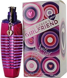 Best Justin Bieber Next Girlfriend Eau de Parfum Spray for Women, 3.4 Ounce Review