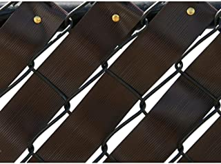 Pexco Brown Fence Weave 250 ft roll