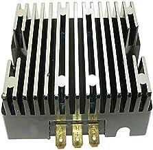 3L Belt Cross Section D/&D PowerDrive 109050 Power Lawnmower Replacement Belt Rubber 58 Length