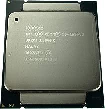 Intel Xeon E5-1650 v3 3.5GHz 15MB 6-Core 140W LGA2011-3 SR20J CM8064401548111 (Renewed)