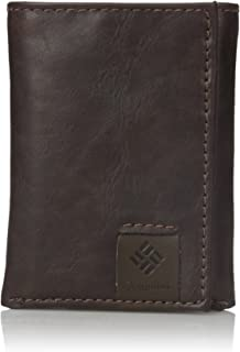 Columbia Men's RFID Blocking Lofton Trifold Security Wallet