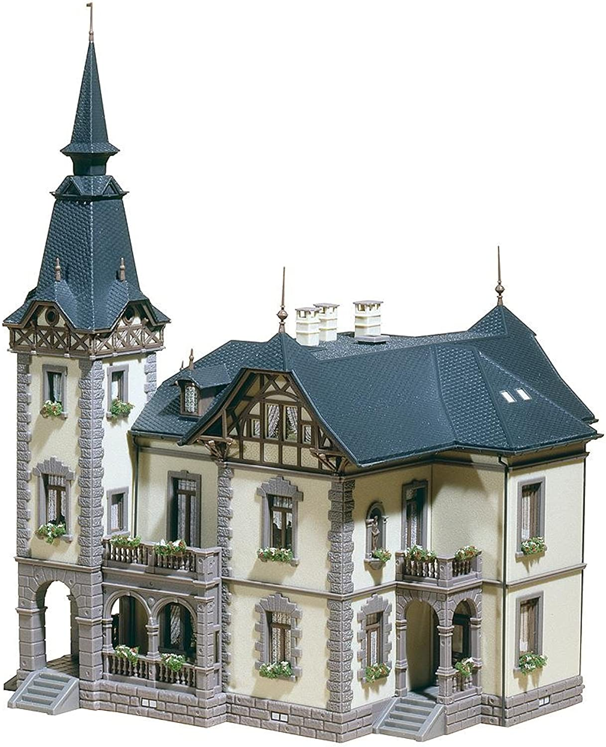 Faller 130364 Villa 2Storey Old HO Scale Building Kit