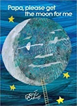 Eric Carle Papa, please get the moon for me Vintage 1986 Edition Picture Book Studio