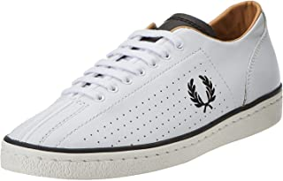 Fred Perry White Casual & Dress shoe For Men, White, Size 41.0/ EU