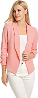 Best womens suit blazer Reviews