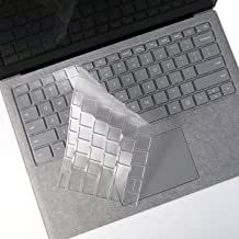 FORITO Keyboard Cover Compatible for 2019 Surface Book 3/2018 Released Surface Book 2/ Microsoft Surface Laptop (2017) & Surface Book 2 13.5