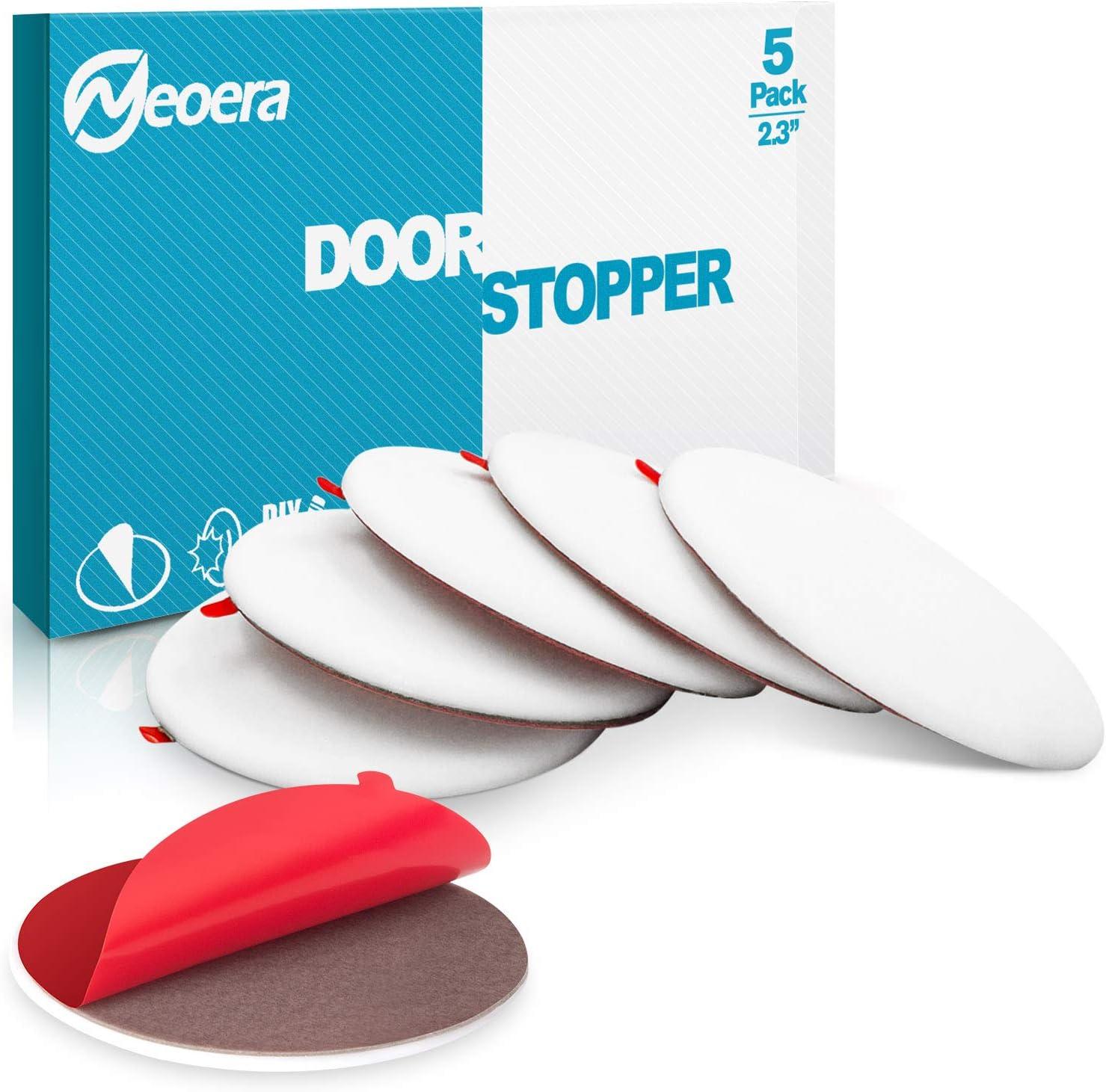 Neoera Door Stopper Wall Protector (5Pack) 2.3