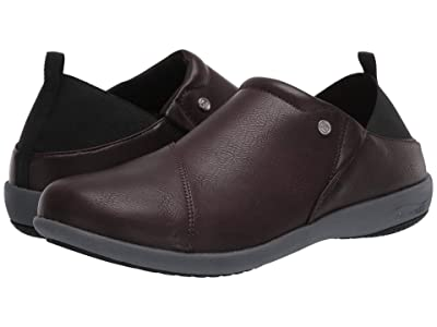 Spenco Brooklyn Slip-On (Chocolate) Women