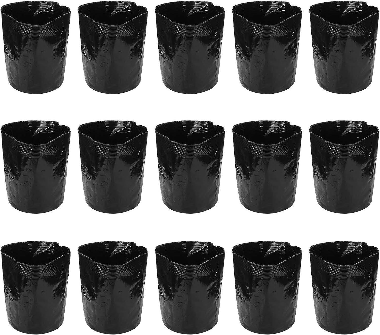 SANJIJIfeididna 12Pcs Nursery Limited time cheap sale Seedling Plastic Plant Pot [Alternative dealer] Thicken