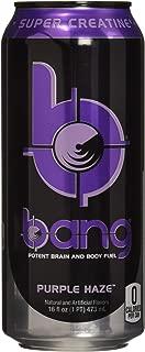 Vpx Bang Rtd, Purple Haze, 16 Fl. Oz (12 Count)