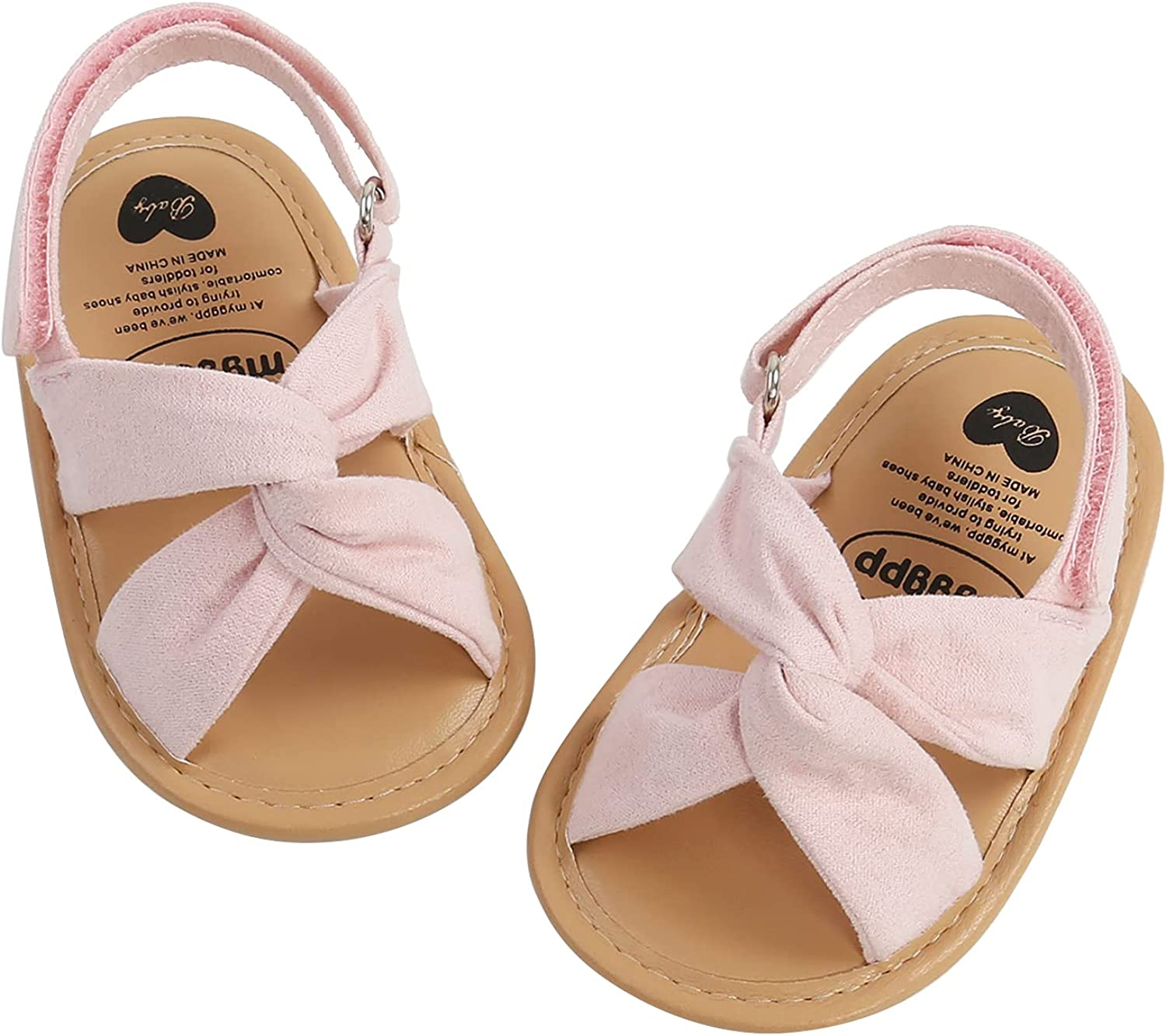 Breathable Summer Baby Girls Sandals Soli Toddlers Max 63% OFF Simple Style Max 44% OFF