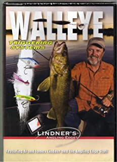 WALLEYE TRIGGERING SYSTEMS | Lindner's Angling Edge | Walleye Fishing DVD New