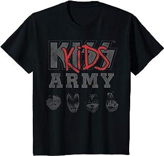 Enfant KISS - KIDS Army T-Shirt