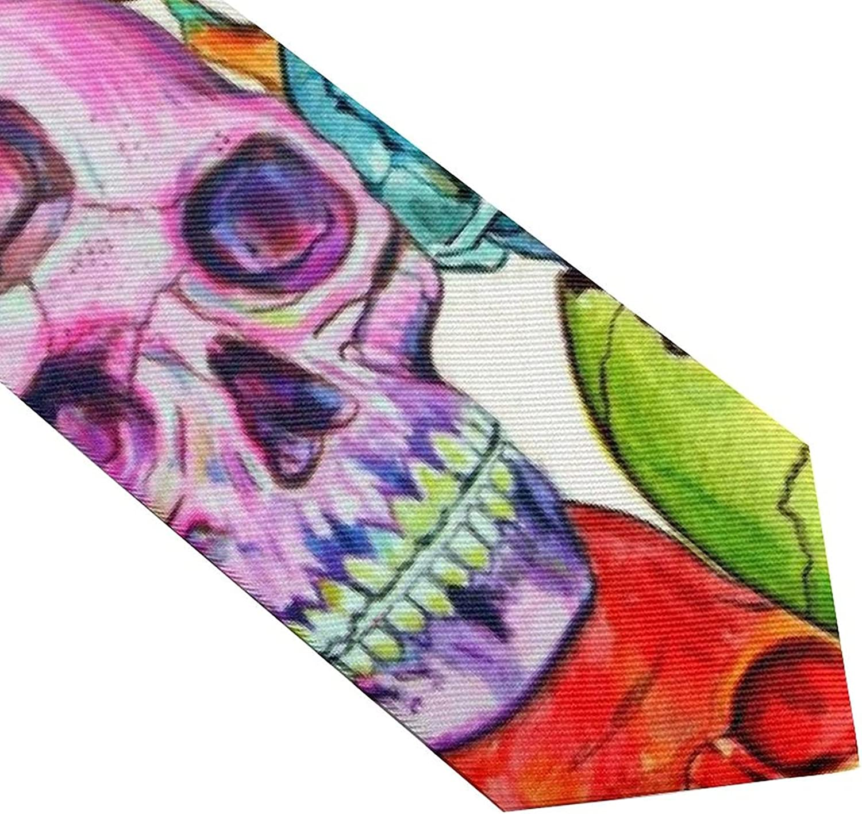 Funny Men'S Neckties Suits Decoration Cravat Scarf Neckcloth Slim Male Neek Ties