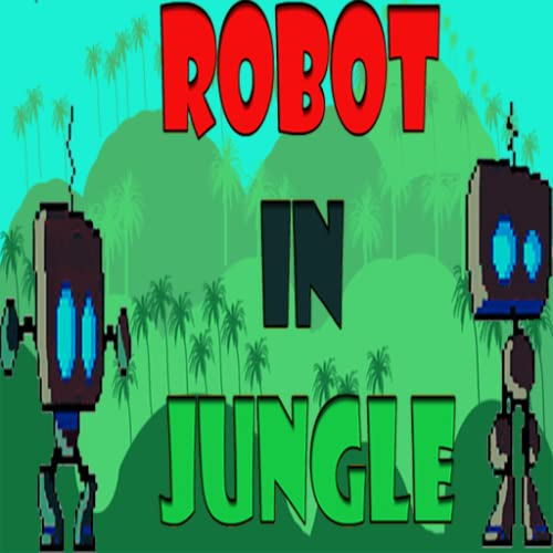 Robot In Jungle: Action Platformer