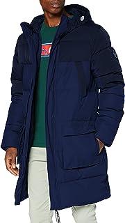 Urban Classics Men's Puffer Parka Jackets for Women
