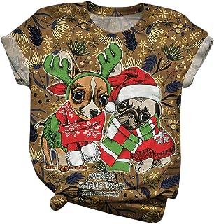 FORUU Christmas Animals Colorful Creative