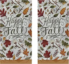Thanksgiving Holiday themed Guest Towels Buffet 2-ply Paper Napkins with