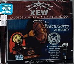 LOS PRECURSORES DE LA RADIO [DR.ALFONSO DIAZ TIRADO,AMPARO MONTES,ANTONIO BADU,TITO GUIZAR,HERMANAS LANDIN Y MAS....] XEW ...