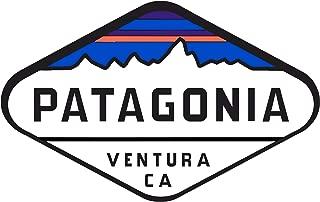 Patagonia Ventura California Logo Vinyl Sticker/Decal Car Truck Window Decal Laptop Accessories (3