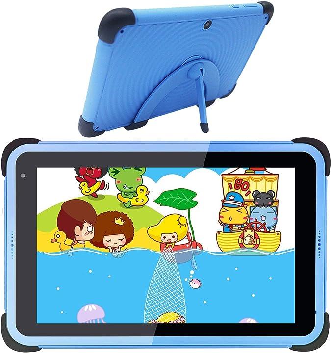 Tablet per bambini da 7 pollici tablet android 10 per bambini 2 gb di ram 32 gb B08S3GXLPS cwowdefu