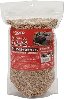 ソト(SOTO) スモークチップス りんご 500g ST-1312