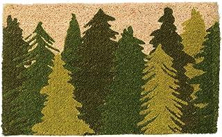 Pine Forest Coir Doormat