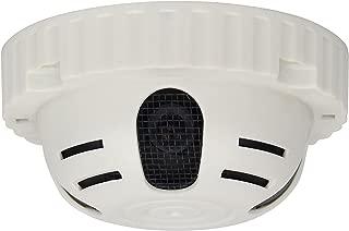 HDView 2MP 1080P 4in1 TVI AHD CVI 960H Indoor Hidden Spy Security Camera, Smoke Detector Type