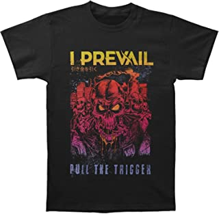 I Prevail Men's Pull The Trigger T-Shirt Black