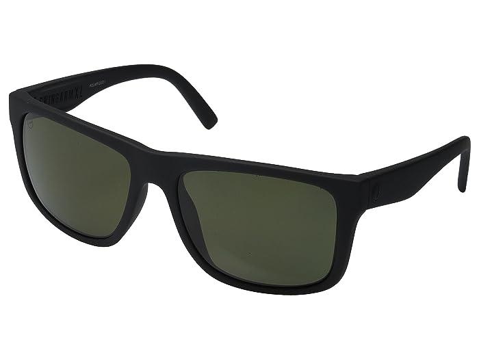 Electric Eyewear  Swingarm XL Polarized (Matte Black/OHM Grey Polar) Fashion Sunglasses