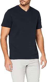 MERAKI T-Shirt Girocollo Uomo, Cotone Organico