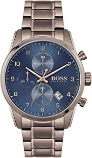 Hugo Boss Men's Analogue Quartz Watch with Stainless Steel Strap 1513788