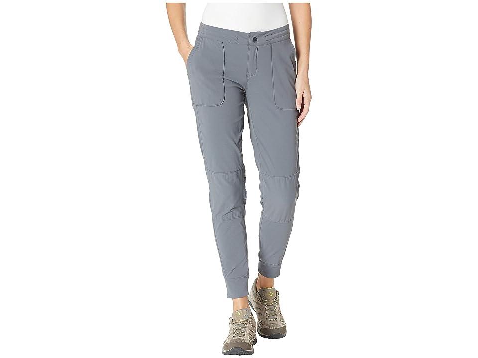 Mountain Hardwear Dynama Linedtm Pants (Graphite) Women
