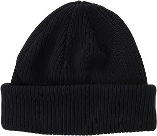 [ウィゴー] 【男女兼用】 コットン 2WAY 無地 ショート ニットキャップ ニット帽 帽子 メンズ レディース