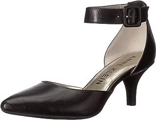 AK Anne Klein Women's Fabulist Leather Dress Pump