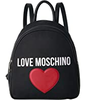 LOVE Moschino - Canvas Backpack