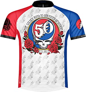 Best grateful dead cycling jersey Reviews