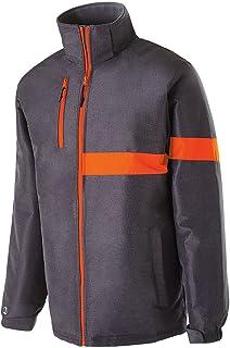 Men's Raider Jacket-Carbon PRT/Blck
