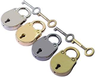 Bobeey 2pcs Bear Head Shape Turnlock Purses Twist Turn Locks Closures Bag Closure Suitcase Locks,Luggage Lock BBL12(Light ...